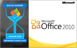 News Microsoft Office 2010 End of Support
