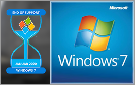 News Windows 7 End of Support