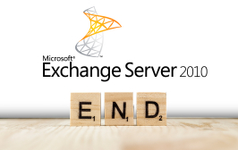 End of Support Exchange Server 2010 09 2020