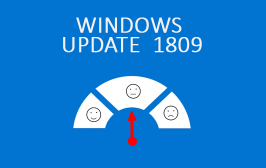 News Windows Update 1809