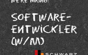 Softwareentwickler wanted
